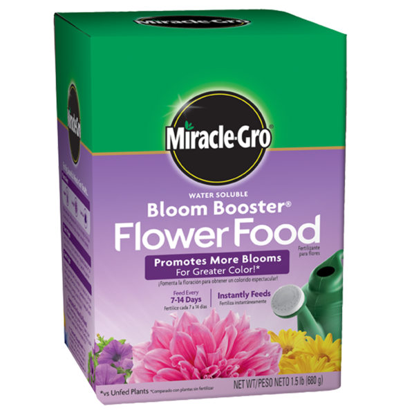 Miracle-Gro® Water Soluble Bloom Booster