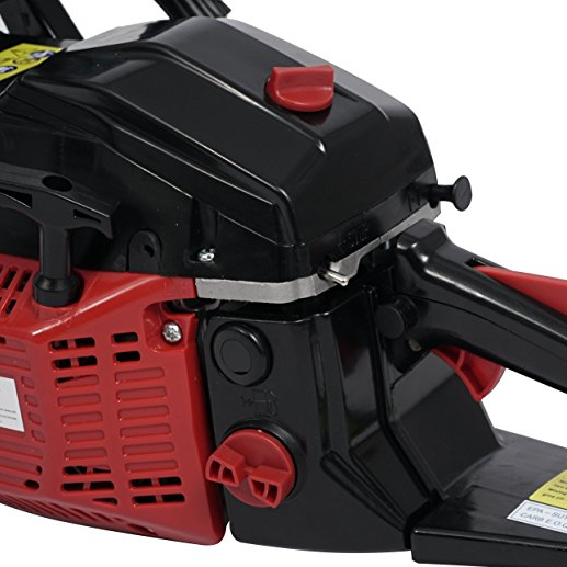 Arksen 22-Inch Gasoline Powered Chainsaw