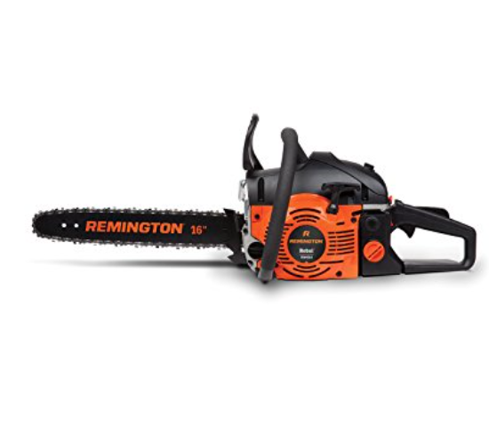 Remington Rebel Gas Powered Chainsaw