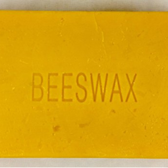 Beesworks 1-Pound Yellow Beeswax Bar