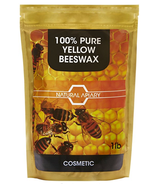 Natural Apiary 100% Pure Beeswax Pellets