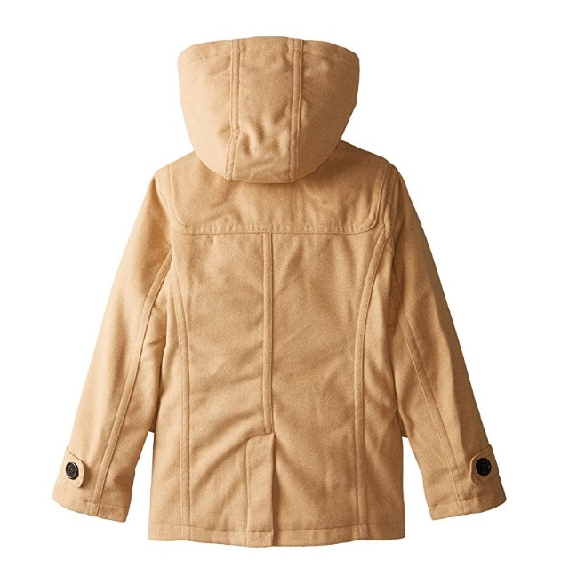 Urban Republic Classic Hooded Toggle Coat