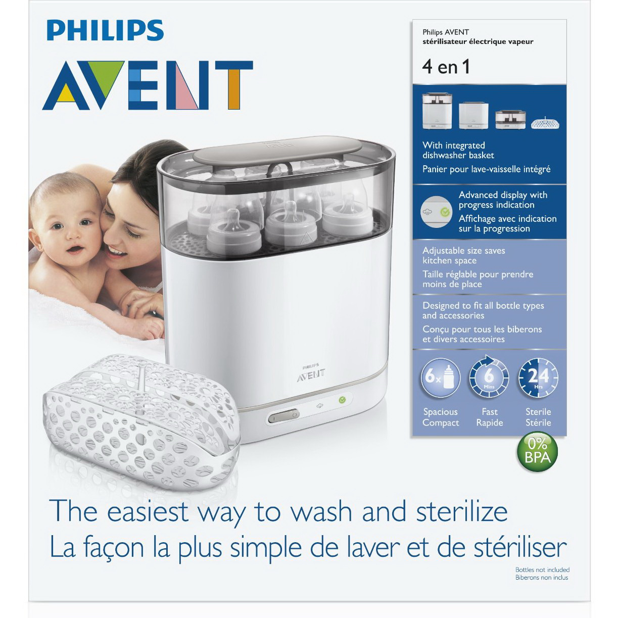 Philips AVENT 4-in-1 Sterilizer