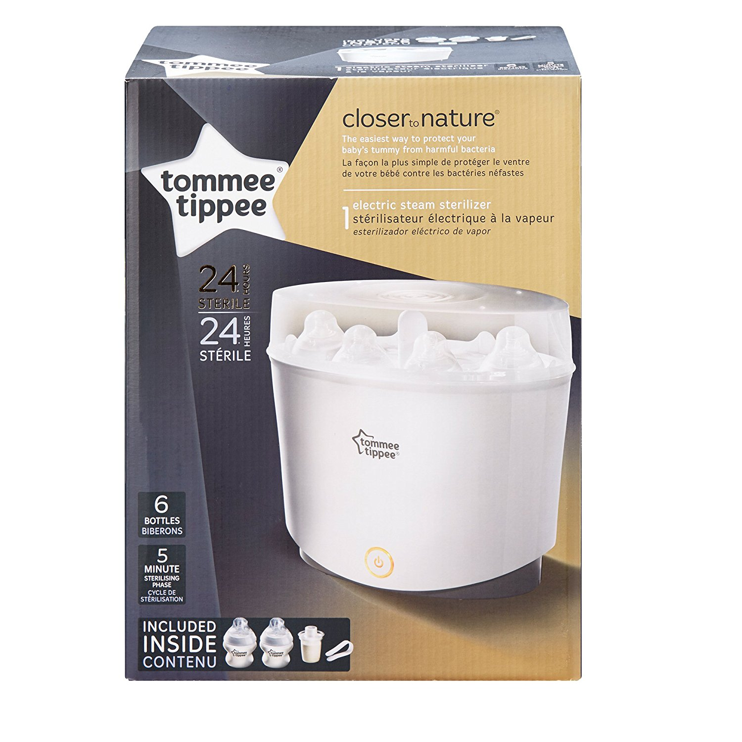 Tommee Tippee Electric Steam Sterilizer