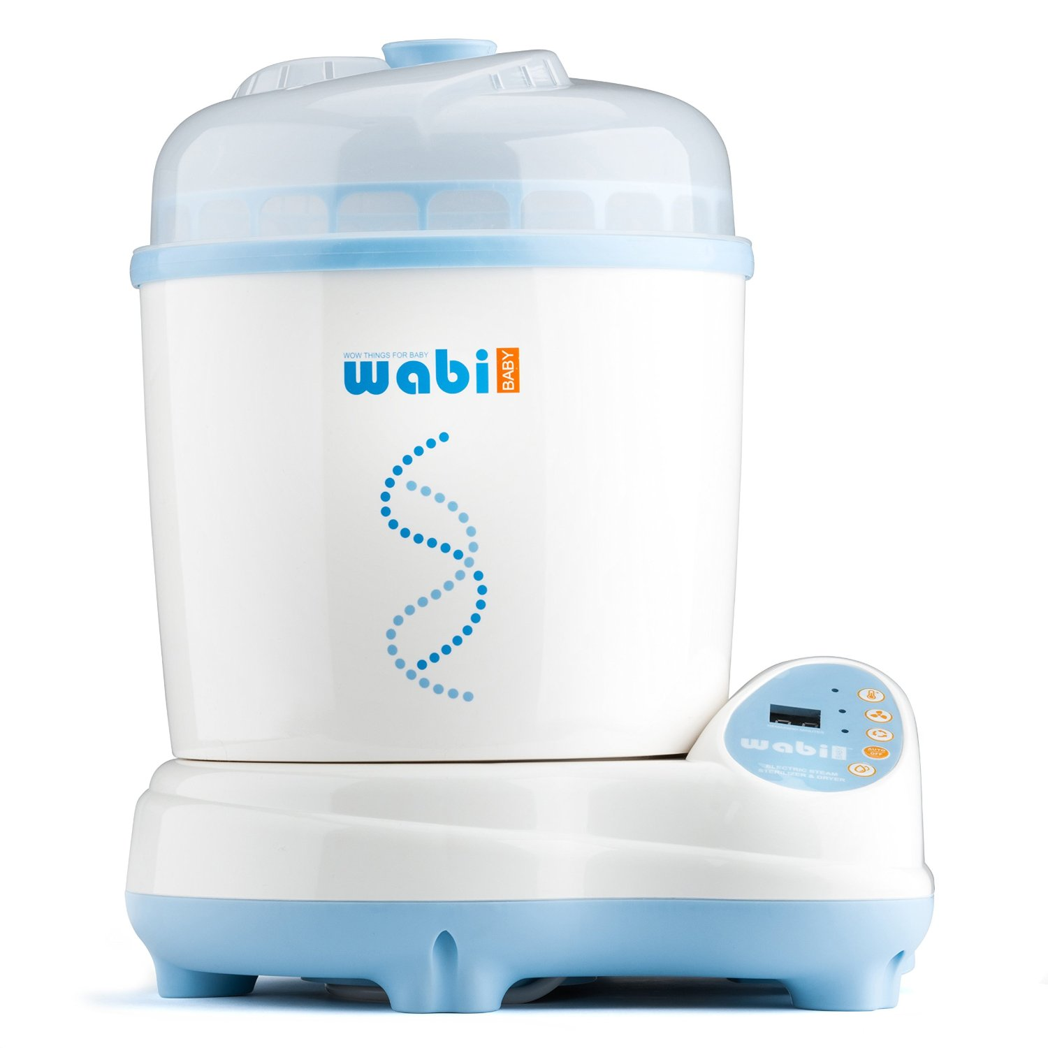 Wabi Baby Steam Sterilizer & Dryer Plus