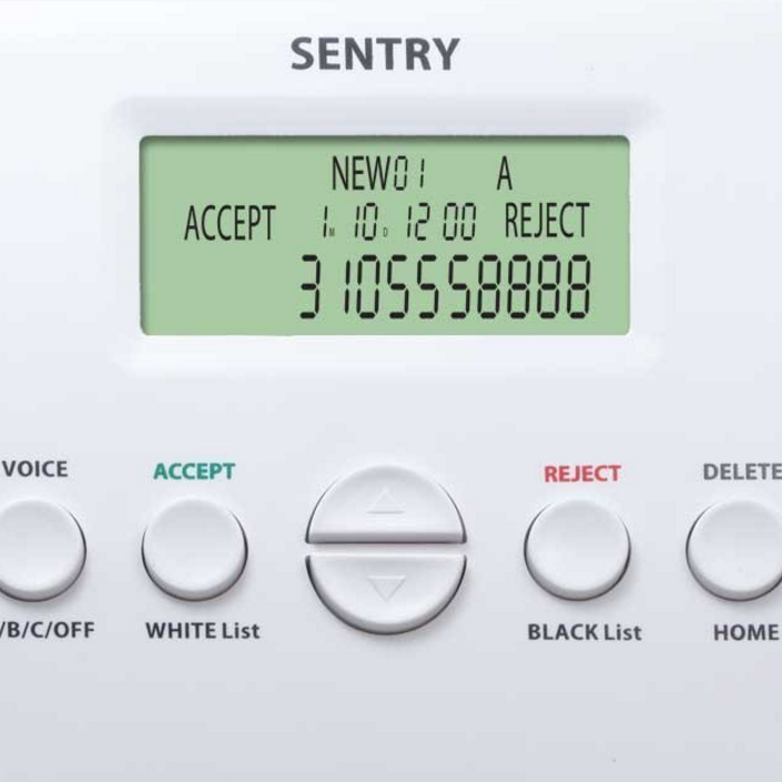 Tel-Sentry Inc. Sentry 2 Call Blocker