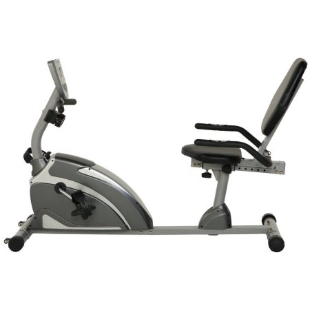 Exerpeutic 1000 High-Capacity Magnetic Recumbent Exercise Bike