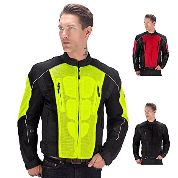 VikingCycle Warlock Motorcycle Jacket