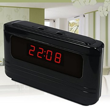 Littleadd Alarm Clock Camera 4