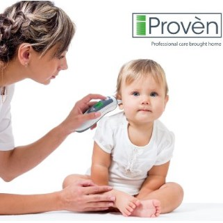 iProvèn Forehead & Ear Thermometer