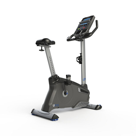 Nautilus® U616 Upright Bike - DualTrack™ Display, Nautilus Connect™ & Nautilus Trainer™