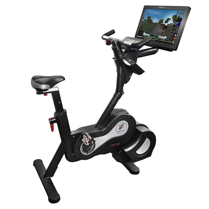 Expresso HD Upright Exercise Bike