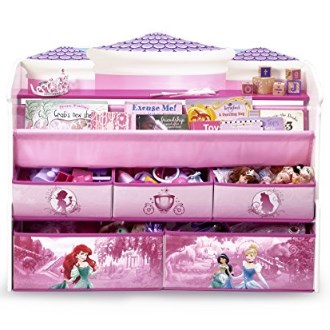 Delta Children Book & Toy Organizer