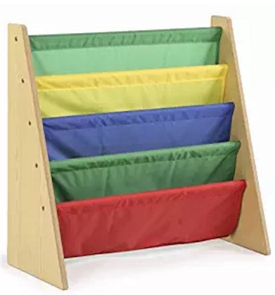 Tot Tutors Storage Book Rack