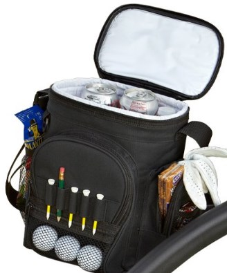 PrideSports Cooler Bag for Golf with Pockets