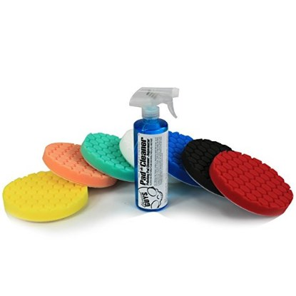 Chemical Guys Buffing Pads Kit