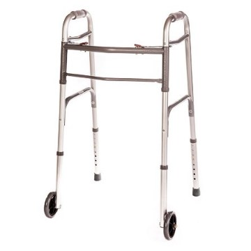 Healthline Walker with Wheels