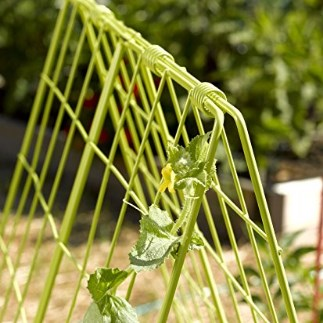 Gardener's Supply Company Deluxe Cucumber Trellis – Available in 2 Colors