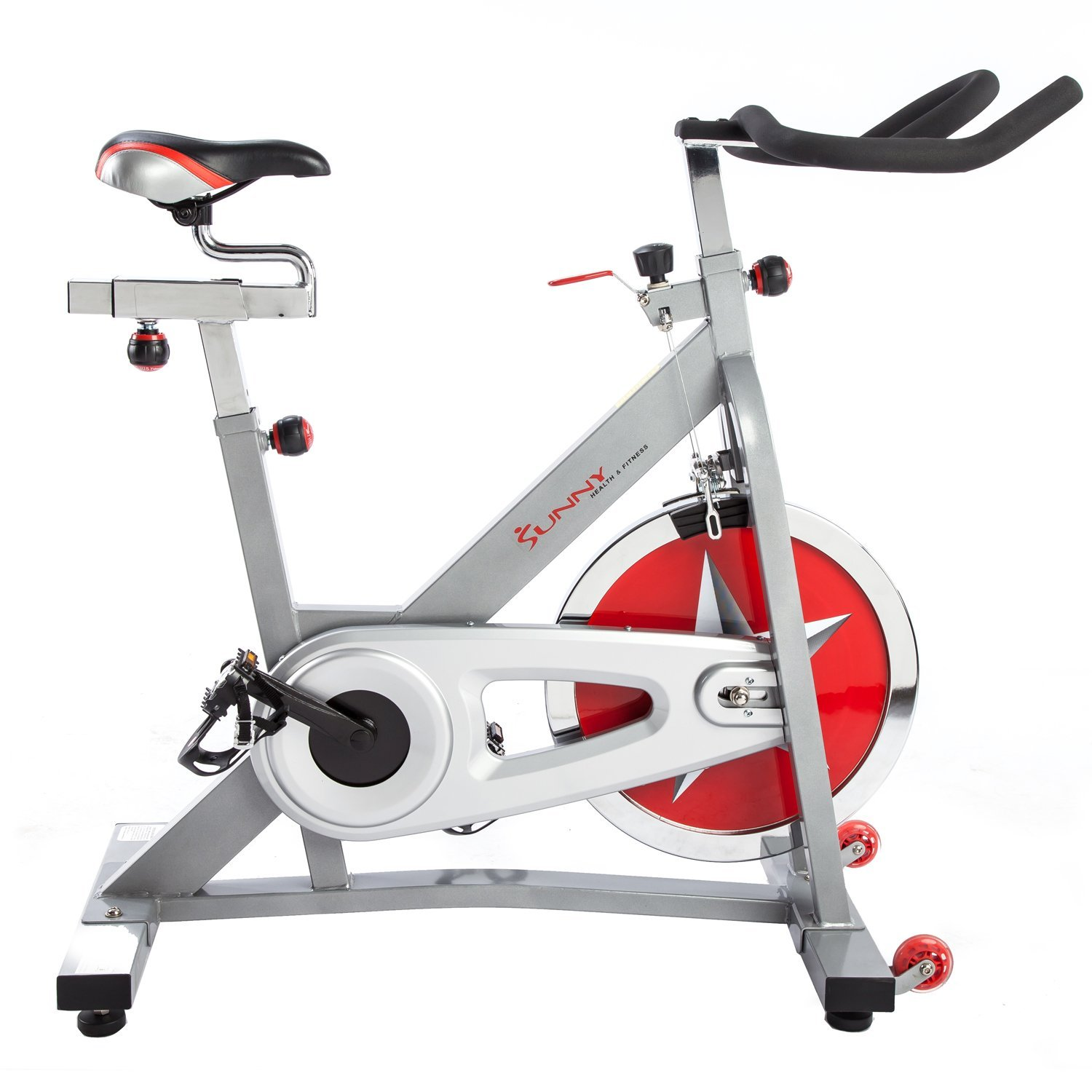 Sunny Health & Fitness Pro Indoor Spin Bike