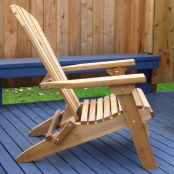 Kilmer Creek Folding Adirondack Chair
