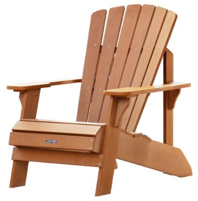 Lifetime Wood Adirondack Chair