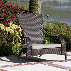 Patio-Sense Coconino Wicker Chair