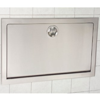 Bobrick Recessed Baby Changing Station