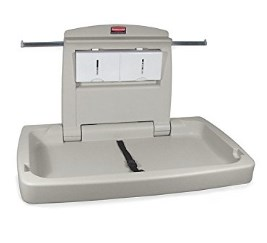 Rubbermaid Commercial Baby Changing Station
