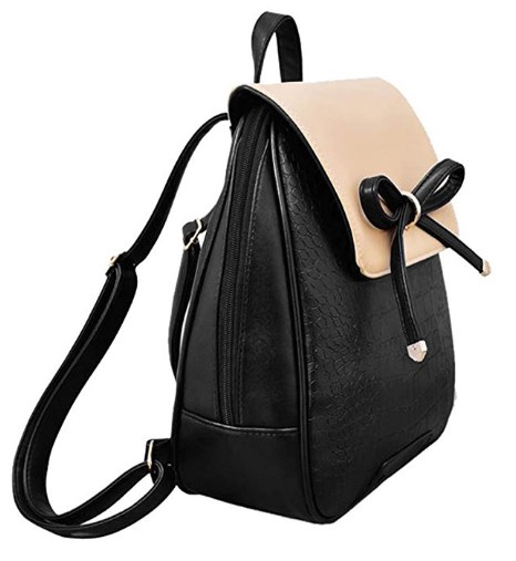 Coofit Girls Leather School Bag