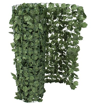 Best Choice Products Faux Ivy Privacy Fence
