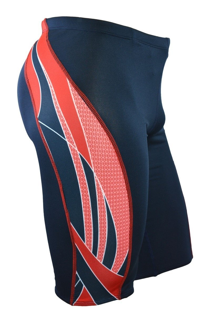 Adoretex Men's Side Wings Swim Jammer Swimwear