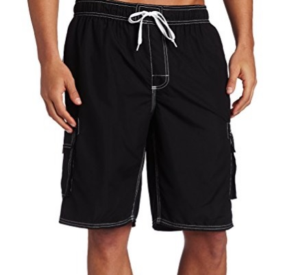 Kanu Men's Barracuda Elastic Shorts