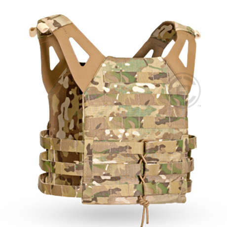 Crye Precision Jumpable Plate Carrier Tactical Vest