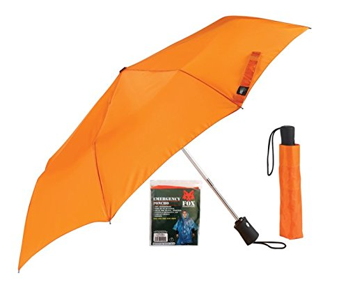 Lewis N. Clark Auto Open Close Umbrella