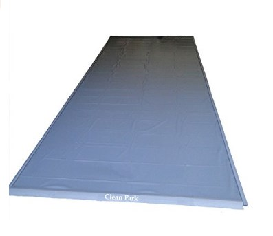 Auto Care Products Heavy Duty Garage Mat