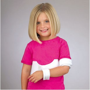 FLA Orthopedics Pediatric Shoulder Immobilizer