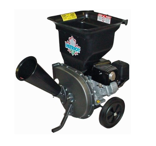 Patriot Wood Chipper & Leaf Shredder