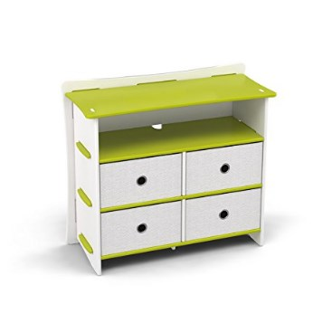 Legare Kids Four Drawer Dresser
