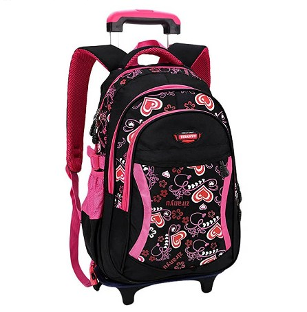 Coofit Rolling Kids Backpack