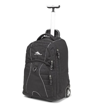 High Sierra Freewheel Wheeled Backpack – Available in 6 Colors