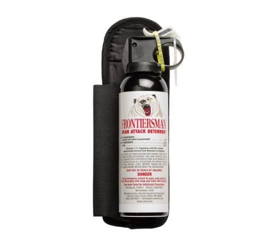 Sabre Frontiersman Bear Spray