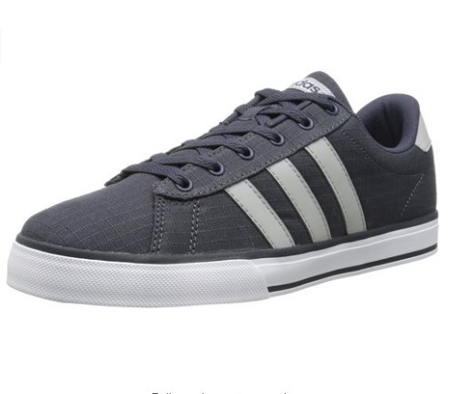 Adidas NEO Men's SE Daily Vulc Lifestyle Skateboarding Shoe – Skater's Shoes Available in 6 Colors/Designs