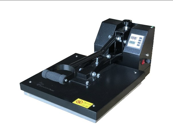 PowerPress Industrial-Quality T-Shirt Heat Press