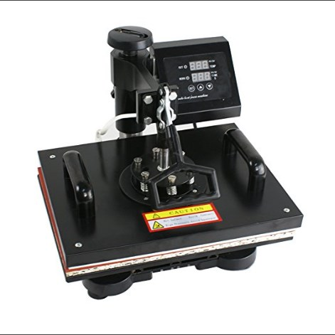 Zeny 6 in 1 Heat Press Machine