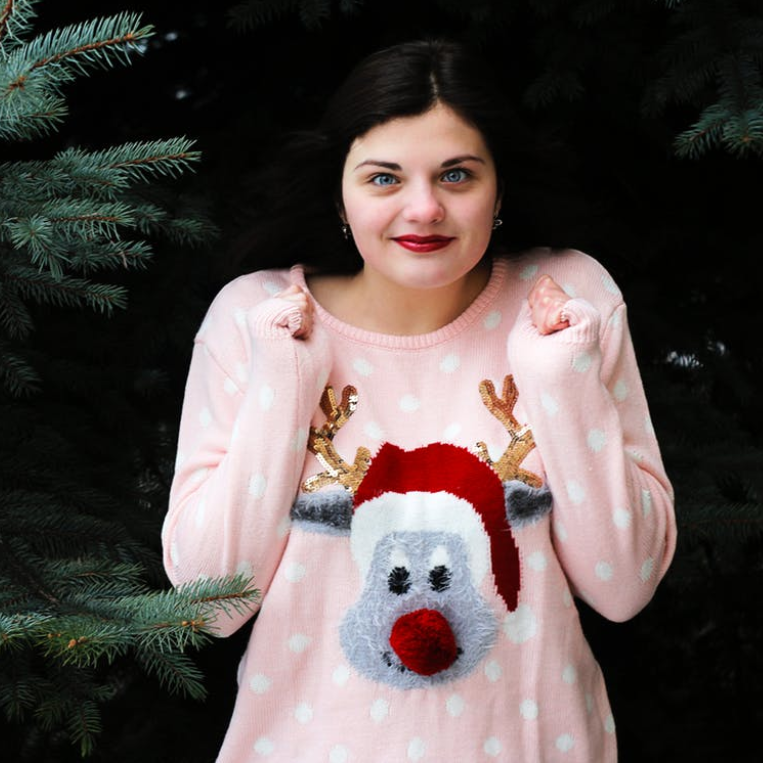 Celebrate the Dark Corners of Your Closet – Ugly Christmas Sweater Season is Here! thumbnail