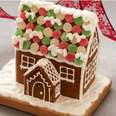 Gingerbread House Day: Tips for Creating Your Own DIY Gingerbread House thumbnail