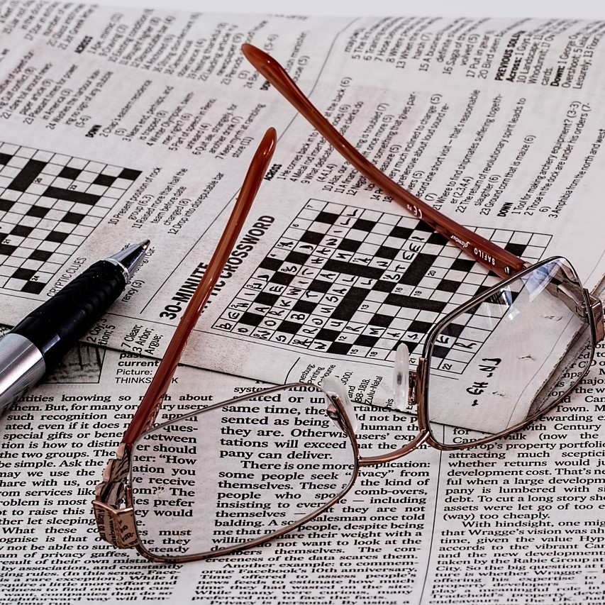 A Day For Word Play: Celebrating National Crossword Puzzle Day thumbnail