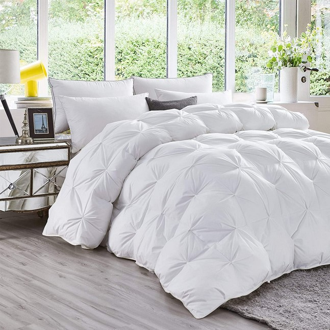 How to Wash a Down Comforter: Simple Steps for Care and Cleaning a Down Comforter thumbnail
