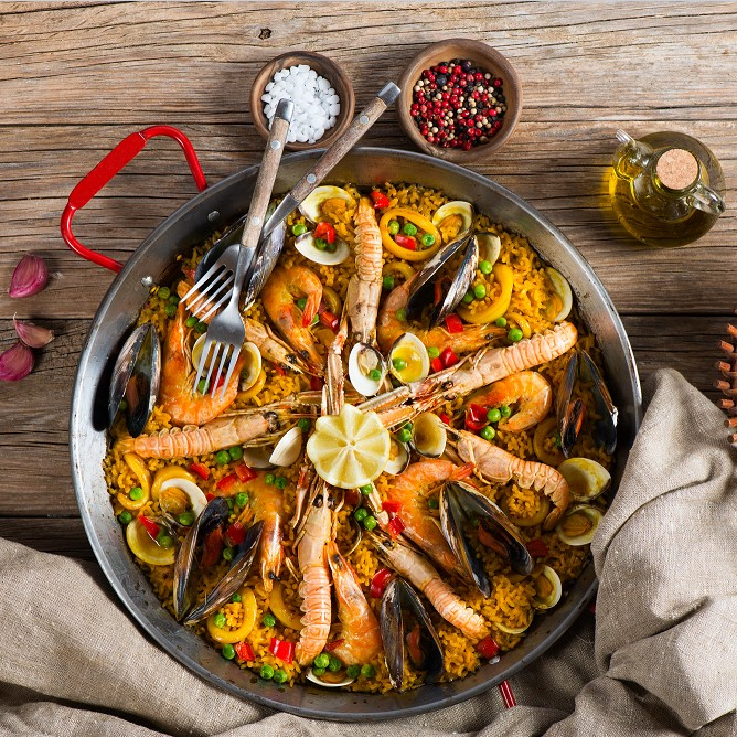 Paella Pan Vs Skillet - Pros and Cons | What Is a Paella Pan? Do You Need One? thumbnail